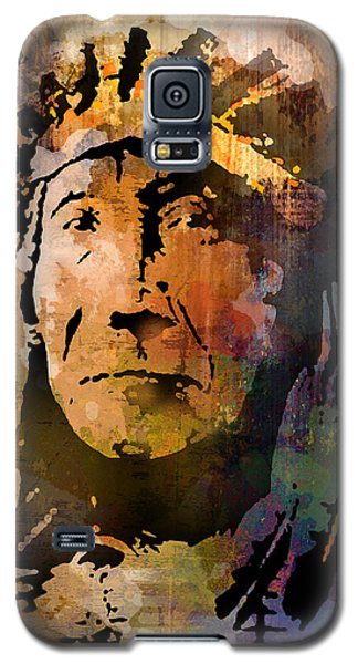 Red Cloud Galaxy S5 Case
