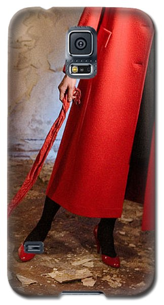Red Coat #4810 Galaxy S5 Case