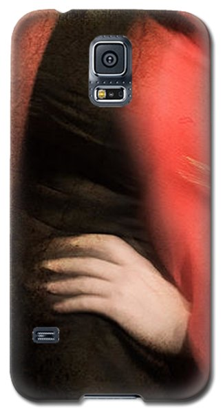 Red Coat #4820 Galaxy S5 Case