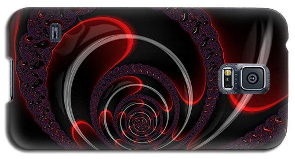 Red Cobra Galaxy S5 Case