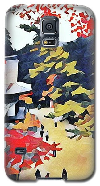 Galaxy S5 Case - Autumn Color  by Naomi Ibuki