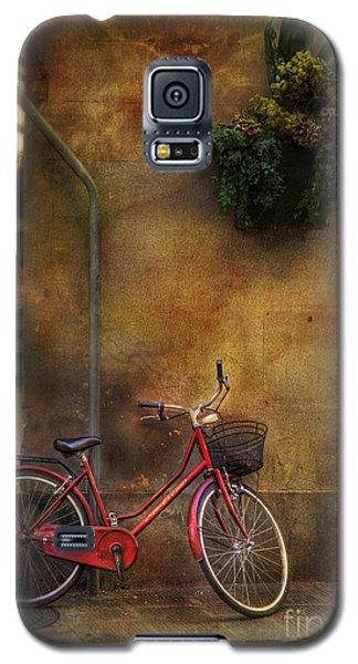 Red Crown Bicycle Galaxy S5 Case