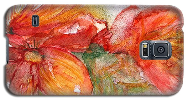Red Dance Galaxy S5 Case by Jasna Dragun