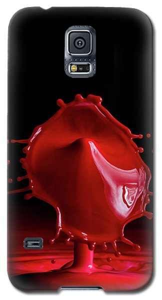 Red Drop Galaxy S5 Case