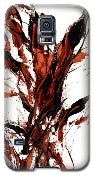 Red Flame 66.121410 Galaxy S5 Case