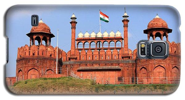 Red Fort New Delhi Galaxy S5 Case