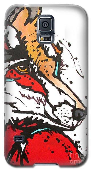 Red Fox Galaxy S5 Case