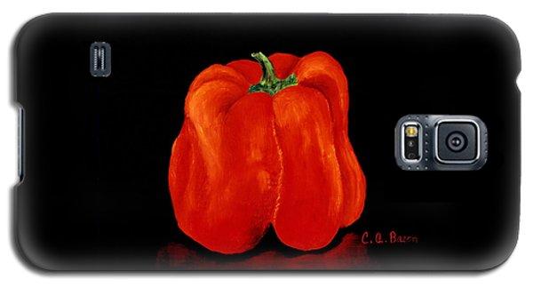 Red Garden Bell Galaxy S5 Case
