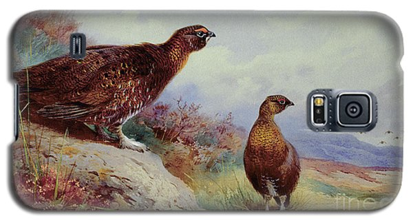 Red Grouse On The Moor, 1917 Galaxy S5 Case
