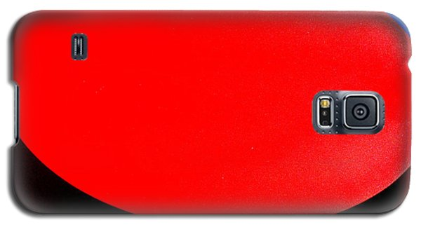 Red Circle 2016 Galaxy S5 Case