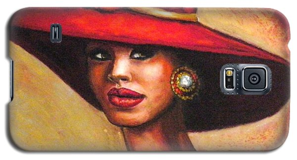 Red Hat Galaxy S5 Case