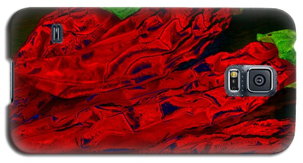Red Hot Chili 2 Galaxy S5 Case