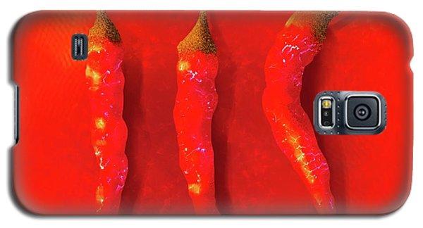 Red Hot Chili Pepper II Galaxy S5 Case