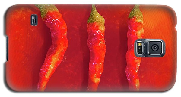 Hot Chili Peppers Galaxy S5 Case