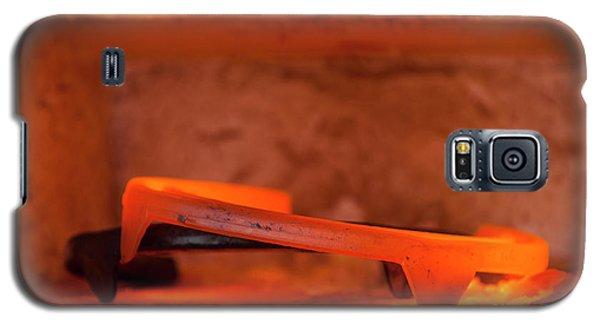 Red Hot Horseshoe Galaxy S5 Case