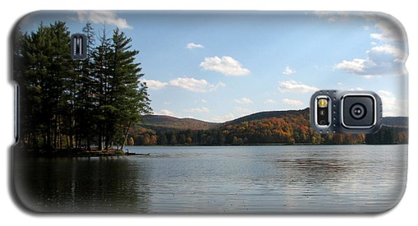 Red House Lake Allegany State Park Ny Galaxy S5 Case