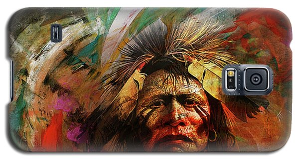 Red Indians 02 Galaxy S5 Case