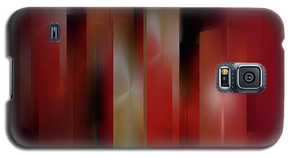Red Galaxy S5 Case