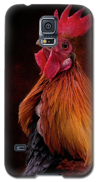 Red Jungle Fowl Rooster Galaxy S5 Case