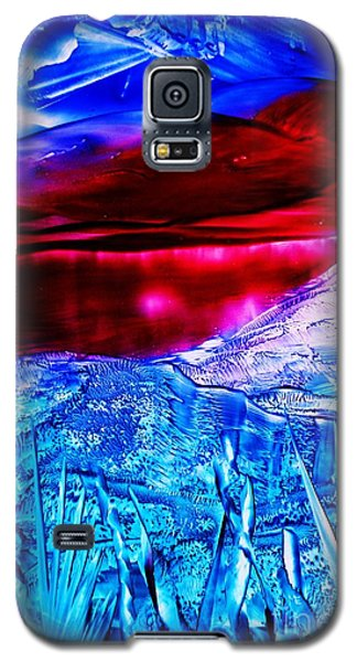Red Lake Galaxy S5 Case