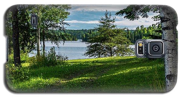 Red Lake Ontario 2 Galaxy S5 Case