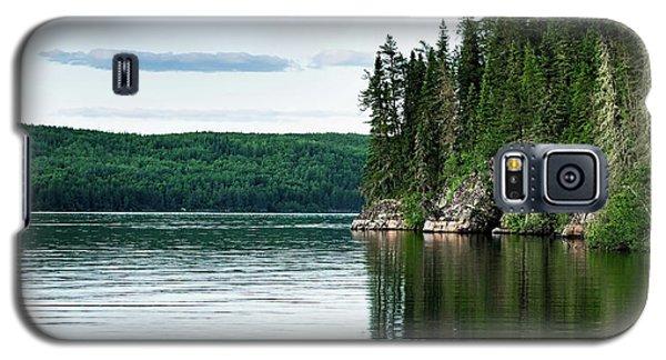 Red Lake Ontario Galaxy S5 Case