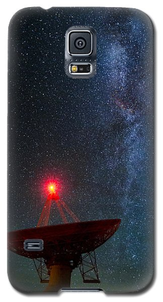 Galaxy S5 Case featuring the photograph Red Light District by Sean Foster