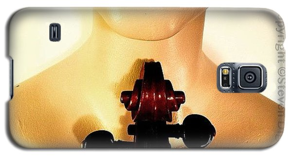 Red Lips  Galaxy S5 Case by Steven  Digman