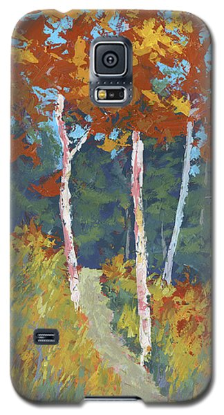 Red Mountain Aspens Galaxy S5 Case