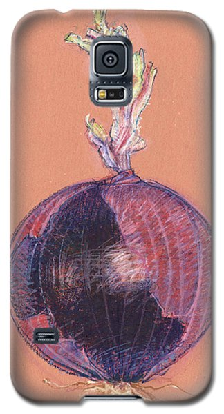 Red Onion Galaxy S5 Case