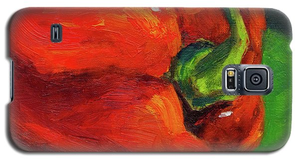 Red Pepper Still Life Galaxy S5 Case