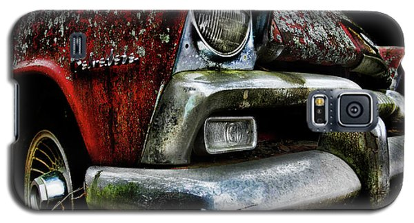 Red Plymouth Belvedere Galaxy S5 Case