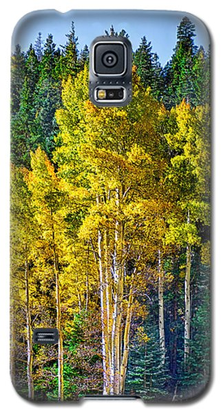 Red River Aspens Galaxy S5 Case