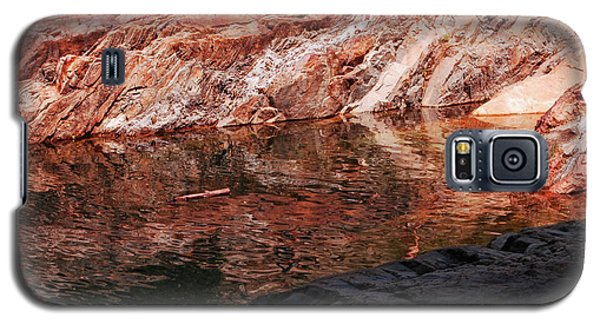 Red River Galaxy S5 Case by Donna Blackhall