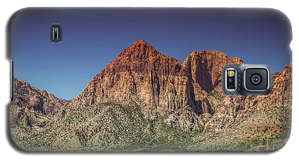 Red Rock Canyon #20 Galaxy S5 Case
