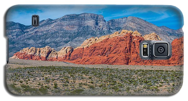 Red Rock Canyon Galaxy S5 Case