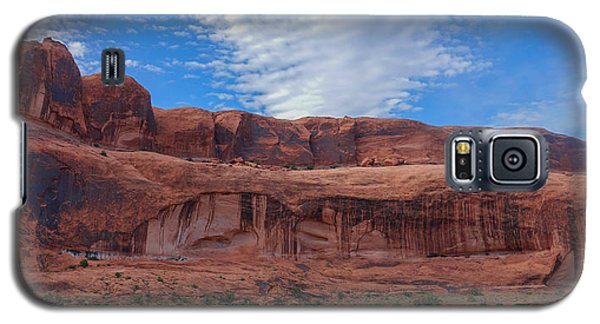 Galaxy S5 Case featuring the photograph Red Rock Canyon by Heidi Hermes