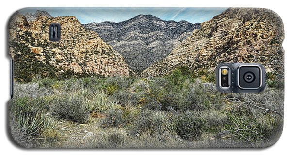 Galaxy S5 Case featuring the photograph Red Rock Canyon - Nevada by Glenn McCarthy Art and Photography