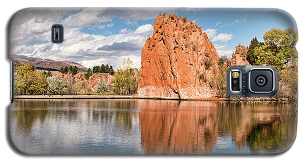 Red Rock Canyon Reservoir Galaxy S5 Case