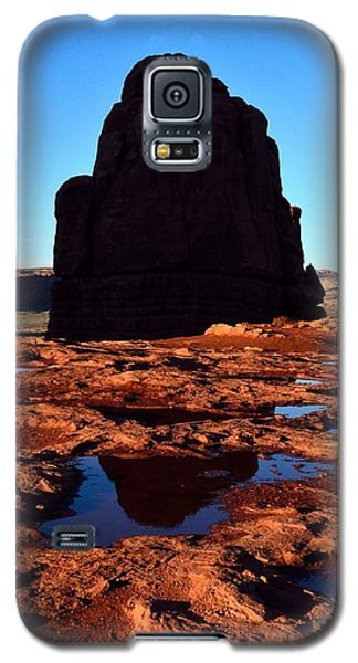 Red Rock Reflection At Sunset Galaxy S5 Case