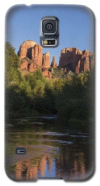Red Rock Reflections Galaxy S5 Case