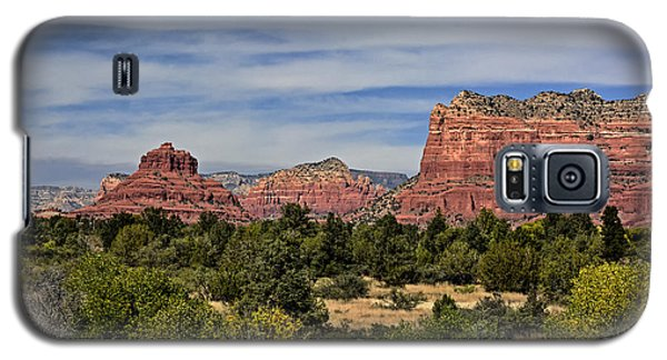 Red Rock Scenic Drive Galaxy S5 Case