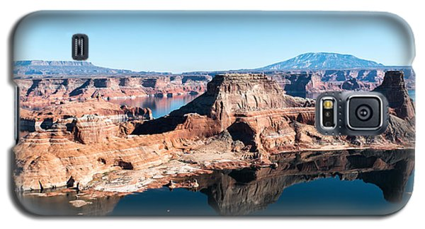 Red Rocks Drifting In Lake Powell Galaxy S5 Case