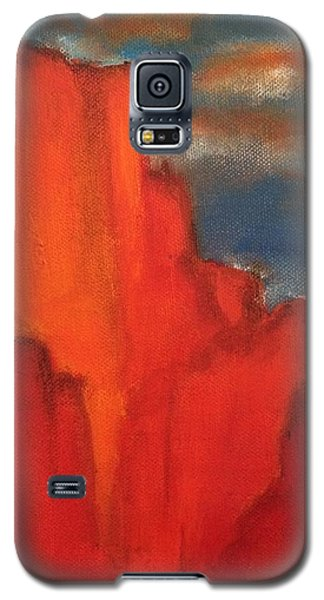 Red Rocks Galaxy S5 Case
