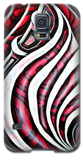 Red Rose 1 Galaxy S5 Case