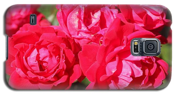 Red Roses 1 Galaxy S5 Case