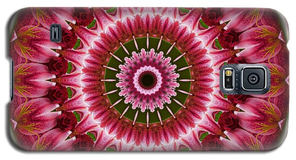 Red Roses And Thorns Galaxy S5 Case