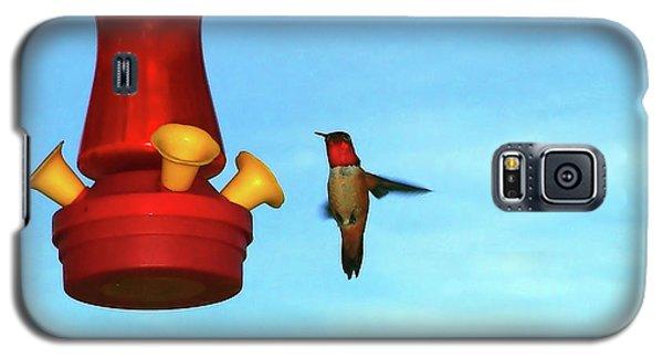 Red Ruby Galaxy S5 Case by Wendy McKennon