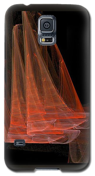 Red Sails Galaxy S5 Case