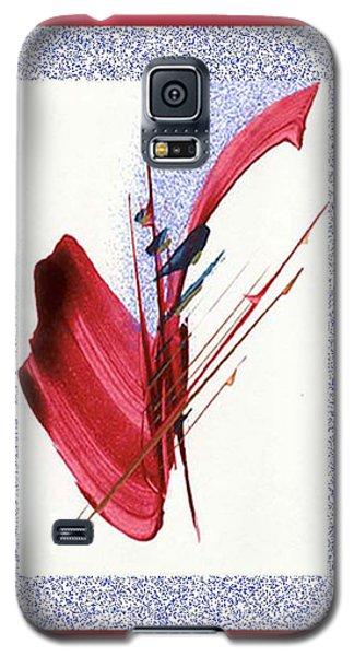 Red Sax Galaxy S5 Case